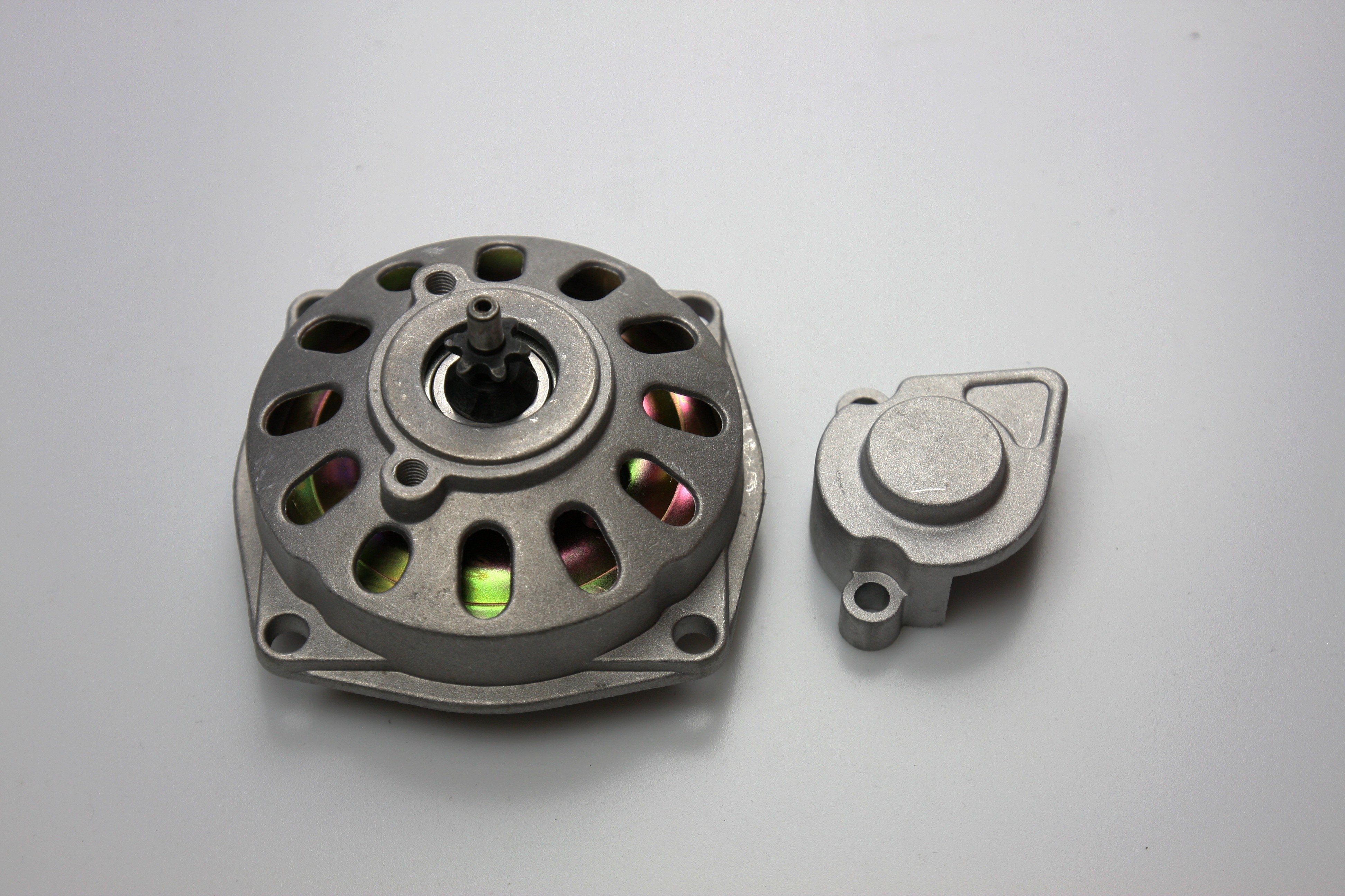Snw Trade Home 49cc Clutch Bell Housing 6t Sprocket With Cover Fuse Box B And Q Download Original Image